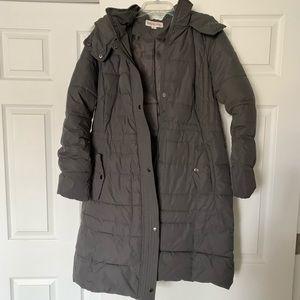 Merona long winter coat